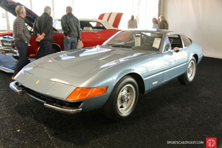 1973 Ferrari 365 GTB/4 Daytona Coupe, Body by Scaglietti; S/N 16701