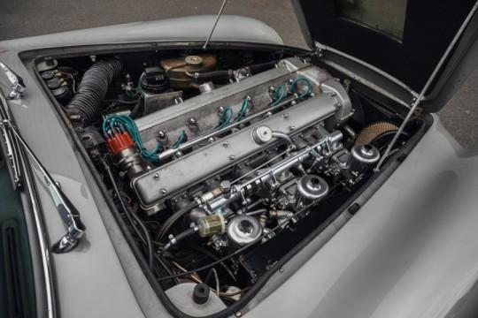 Engine of DB6