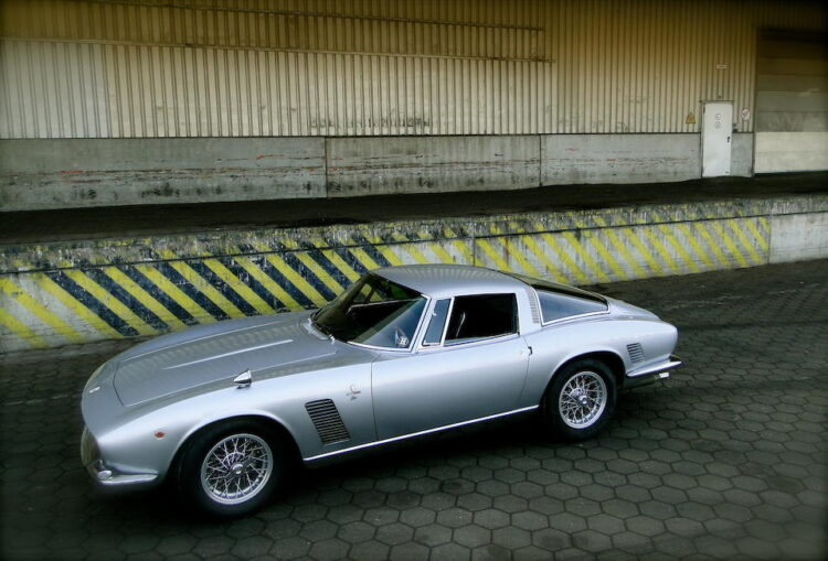 Iso Grifo top profile