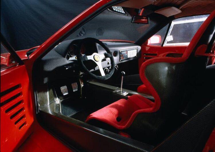 F40 Interior