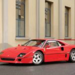 Ferrari F40 – The Ultimate Race-bred Driver's Car