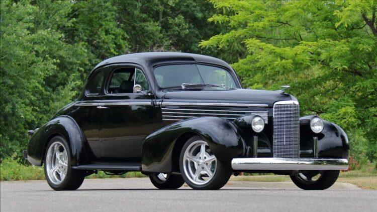 1938 LaSalle Coupe Street Rod