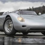 Porsche Champion Racer 1959 718 RSK Spyder Auctioned