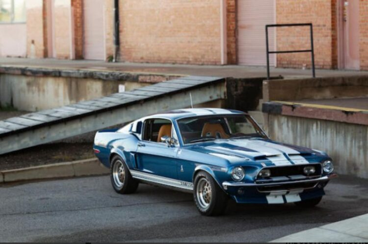 1968 Mustang Shelby GT350 Fastback