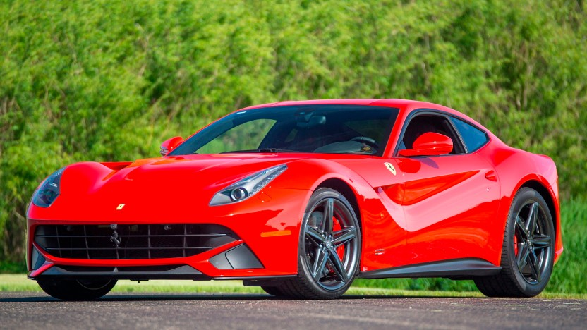 Ferrari F12 Berlinetta Above The Rest