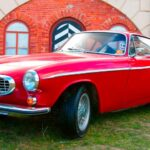 Volvo P1800 – The Swedish 'Saint'