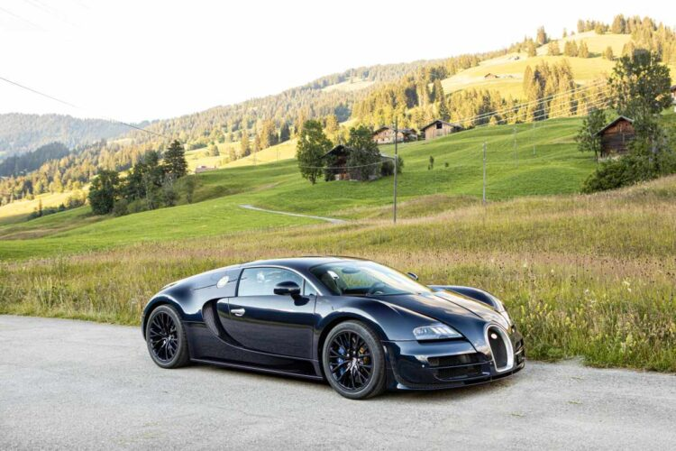 Bugatti 16.4 Super Sport Coupé