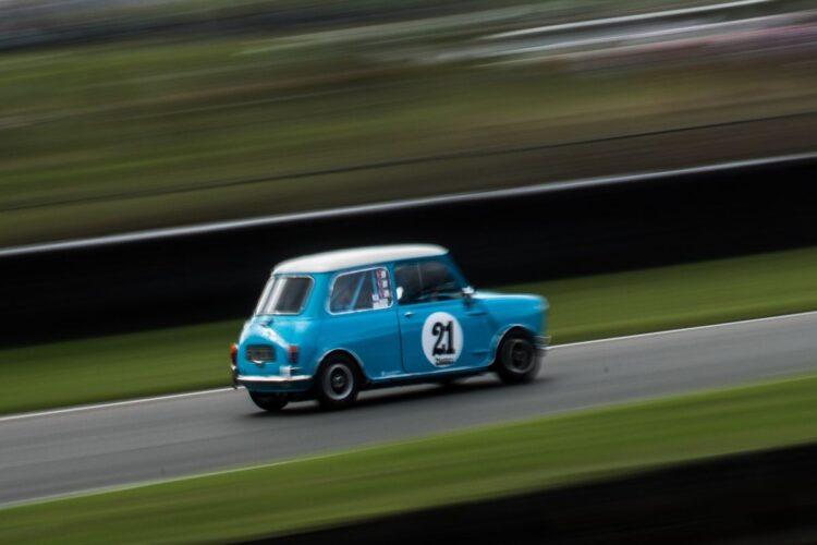 mini racing masters historic
