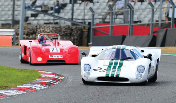 racing historic sports cars