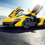 McLaren P1 – Hybrid Power Supercar