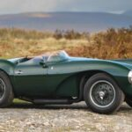 1955 Aston Martin DB3S Could Fetch over $4 Million