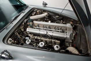 Engine of DB5