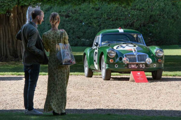 2020 Concours of Elegance