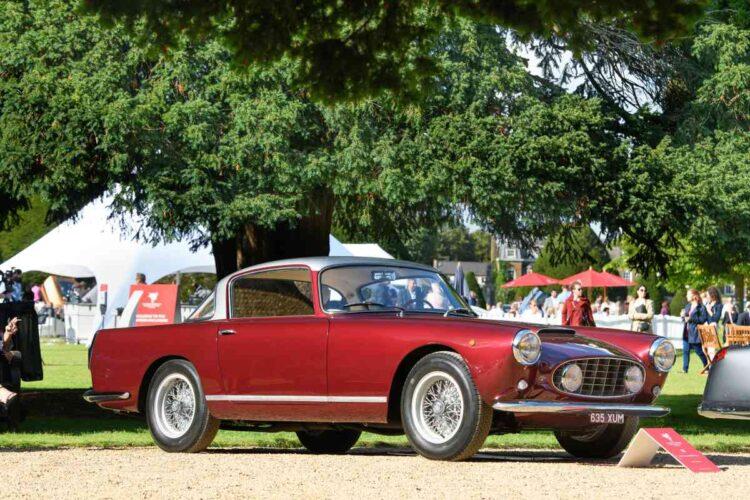 2020 Concours of Elegance - Ferrari 250 GT Boano