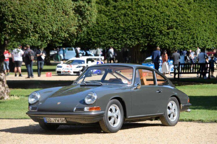 2020 Concours of Elegance - 1966 Porsche 911 2.0S