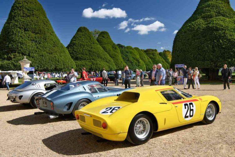 2020 Concours of Elegance - 1965 Ferrari 250 LM