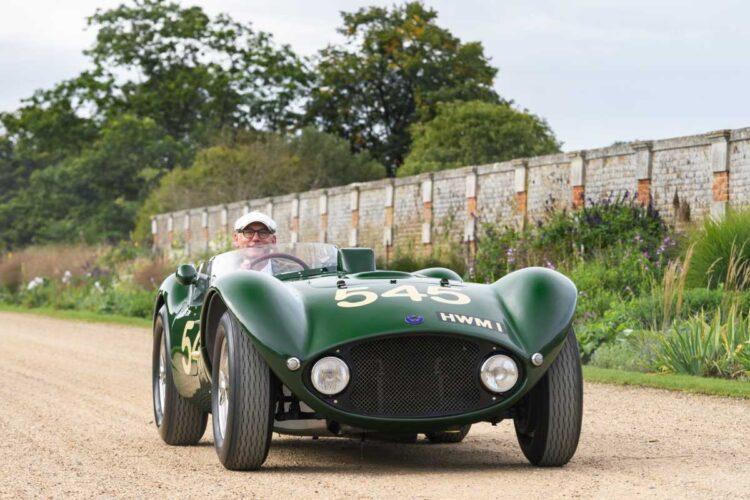 2020 Concours of Elegance - 1955 HWM Jaguar 'HWM 1'
