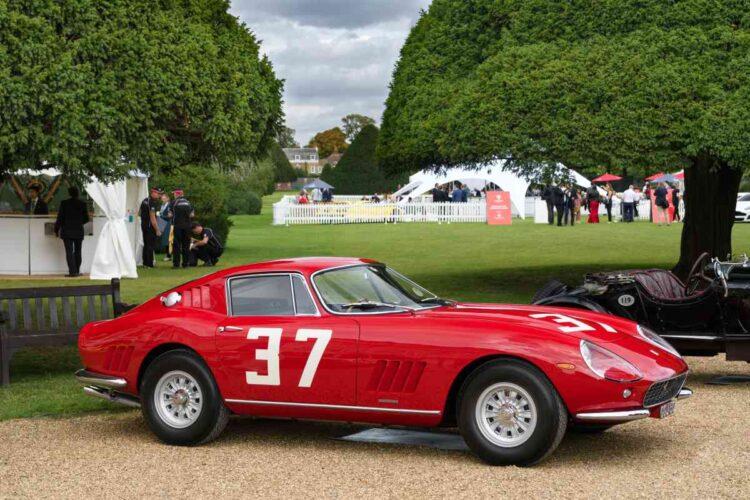 2020 Concours of Elegance - 1965 Ferrari 275 GTB Competizone Clienti