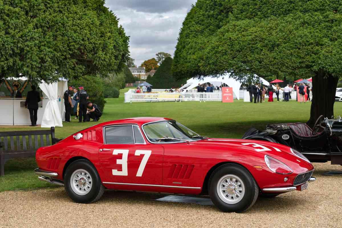 1965 ferrari 275 gtb competizone clienti sports car digest the sports racing and vintage car journal 1965 ferrari 275 gtb competizone