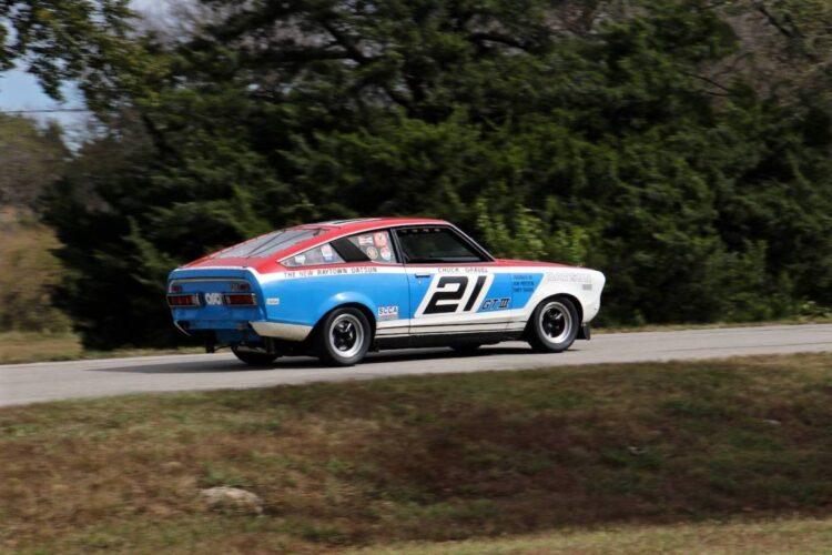 racing around Lake Garnett