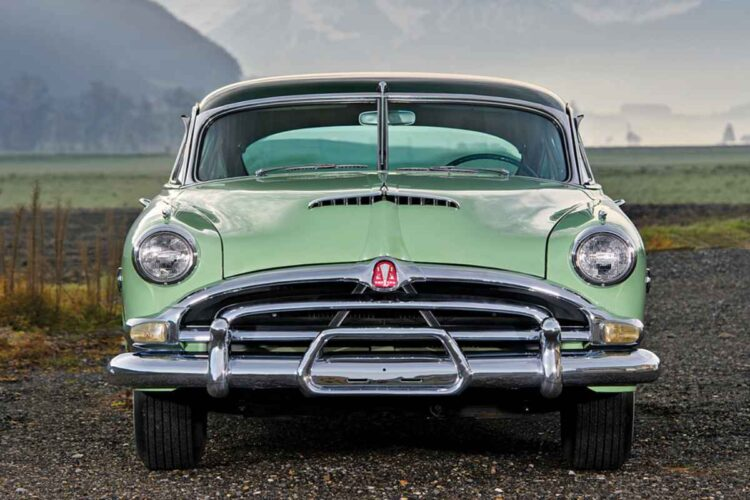 1953 Hudson Hornet. Source RM Auctions