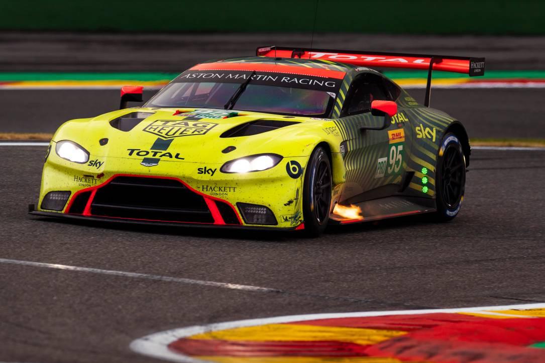 Aston Martin Racing Focuses On The Fia World Championship Titles