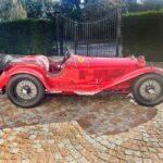 2020 Salon Privé Concours d'Elégance Featuring Historic Alfa Romeos