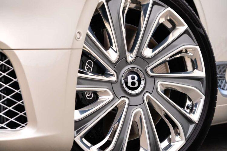 Wheel of Bentley