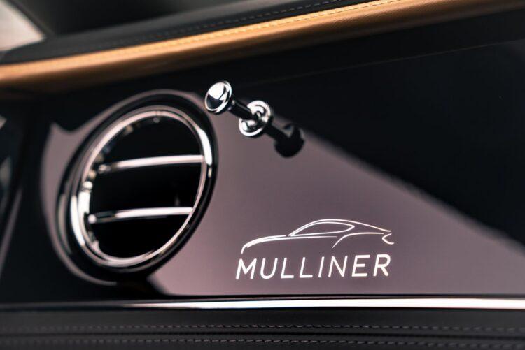 Mulliner logo