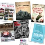 6 Must-Read Books Compete for Motoring Book of the Year 2020