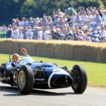 Legendary Driver Sir Stirling Moss To be Celebrated At Goodwood SpeedWeek