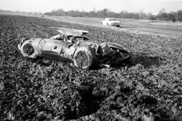 XJ13 Crash