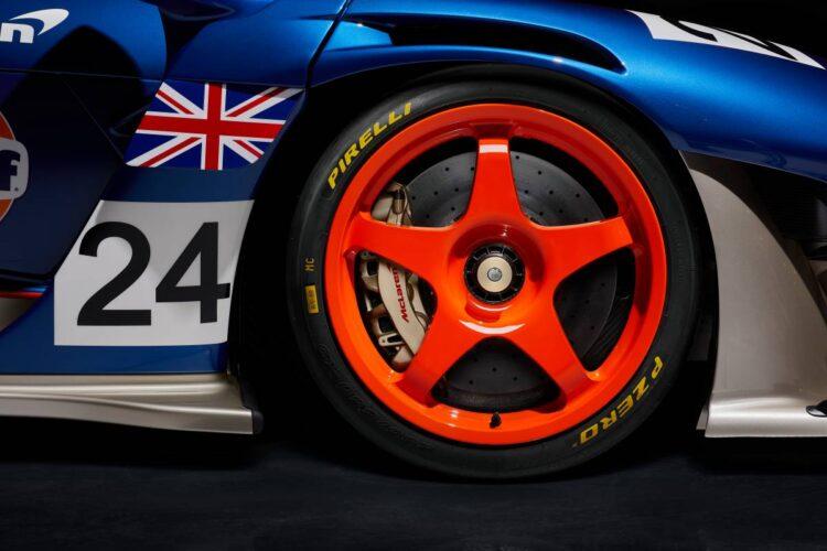 McLaren Senna GTR LM 825/2 'Gulf car'