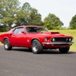 Remarkable Ford Mustang Boss to Headline Bonhams Simeone Auction
