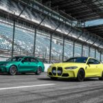 BMW M3 Competition Saloon and BMW M4 Competition Coupé Revealed