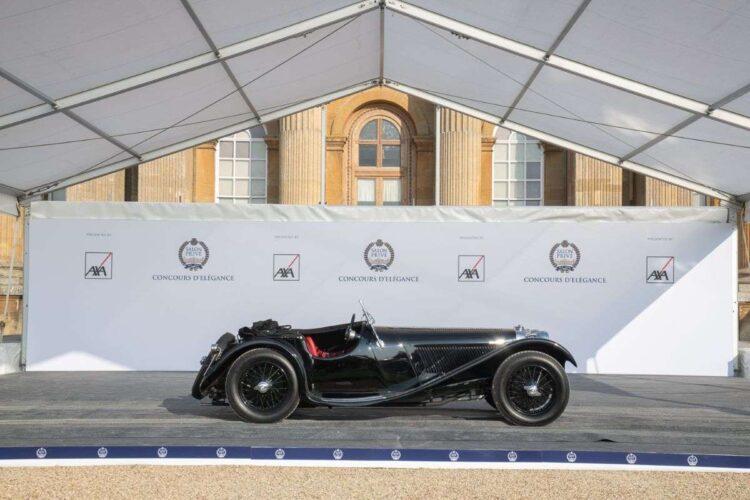 1936 SS Jaguar 100 2.5 Litre