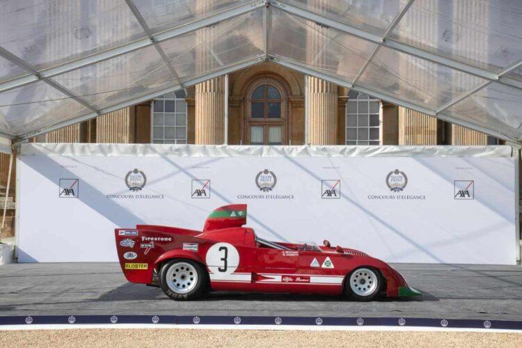 1974 Alfa Romeo Tipo 33 TT12