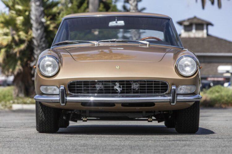 Front of 1966 Ferrari 330 GT 2+2 Series II