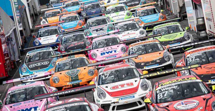 Porsche Carrera Cup North America