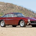 Iconic Ferrari's Offered by Gooding & Company Online Auction