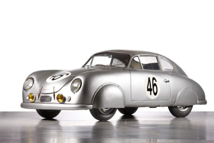 1951 Porsche 356 SL Coupe