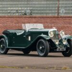 W.O. Bentley's Final Masterpiece Offered at Simeone Auction
