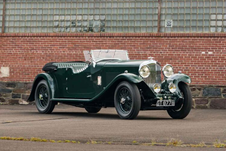 1931 Bentley 8 Liter Tourer