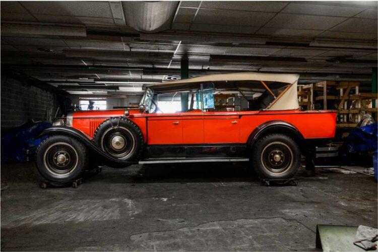 1927 Cadillac 341 -A V-8 Tourer