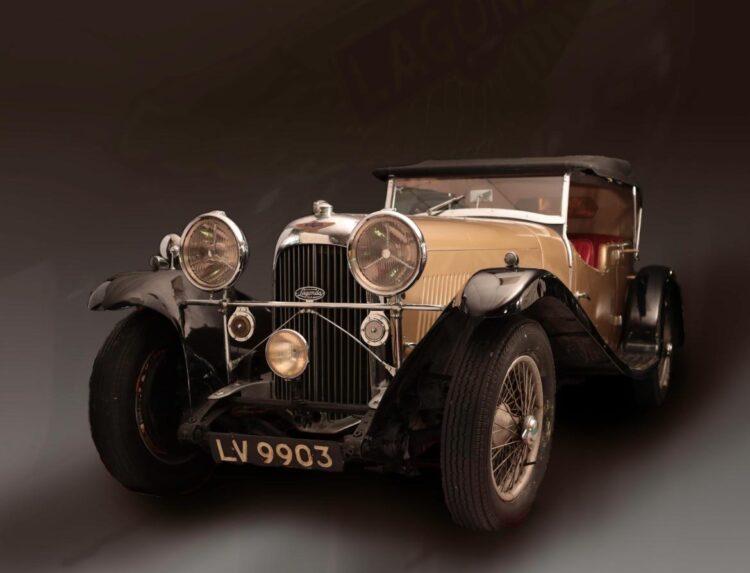 1934 Lagonda M45 T8 Tourer