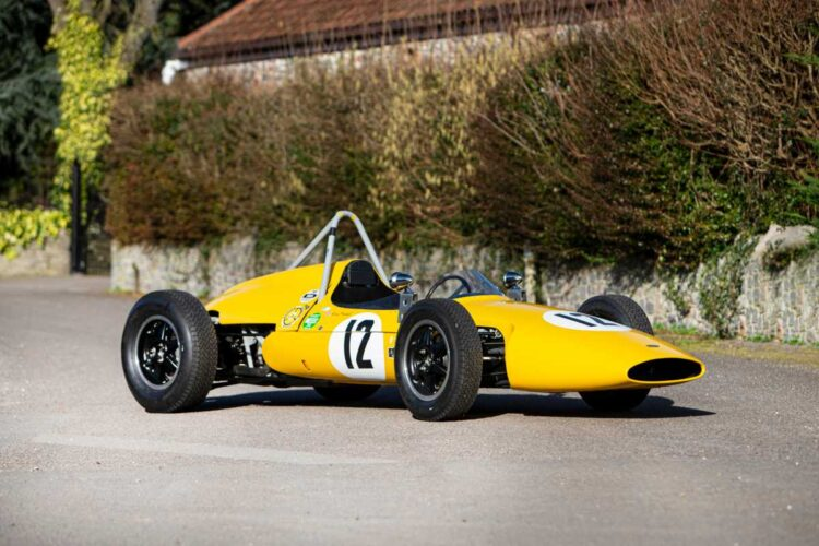 1961 Emeryson 1.5-Litre Formula 1 Single-seater