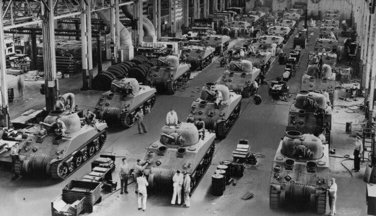 On Aug. 15, 1940, the Army contracted with Chrysler to produce the Nation's first government-owned, contractor-operated facility at the Detroit Arsenal Tank Plant in Warren, MI