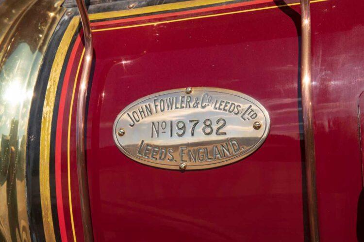 1932 Fowler 'B6' Super Lion