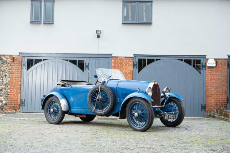 1929 Bugatti Type 40 Grand Sports Open Tourer