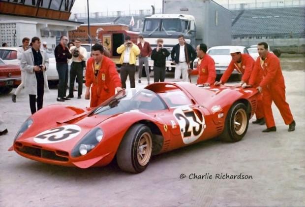 Chassis 0846 - Ferrari 330 P3/4